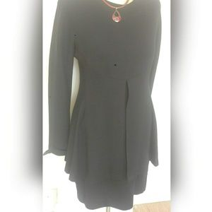 Kay Unger Suit Dress Long Sleeve 14